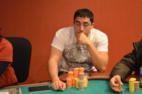 Mark Wahba (Cleveland, OH)9th Place - $15,797