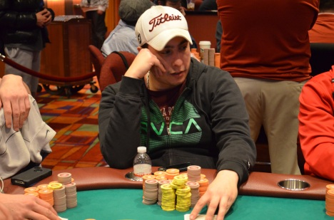 James Anderson (Pittsburgh, PA)6th Place - $31,594
