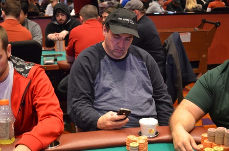 Carl Restifo (Waretown, NJ)11th Place - $11,509