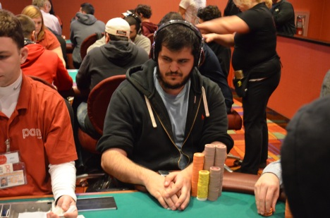 Abe Faroni (Philadelphia, PA)12th Place - $11,509