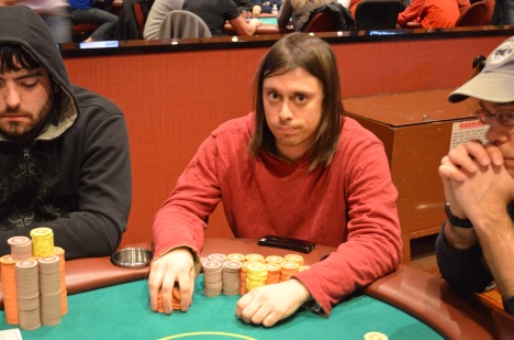 David Novack (Philadelphia, PA)14th Place - $9,403