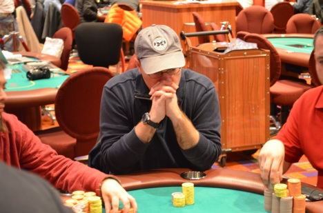 Barry Dehlin (Dresher, PA)8th Place - $26,328