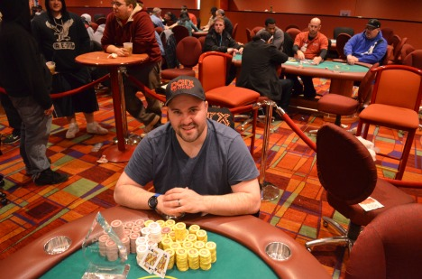 2013 Parx Big Stax Main Event Winner Robert Boyko! ($134,269)